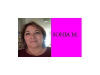 SONIA M